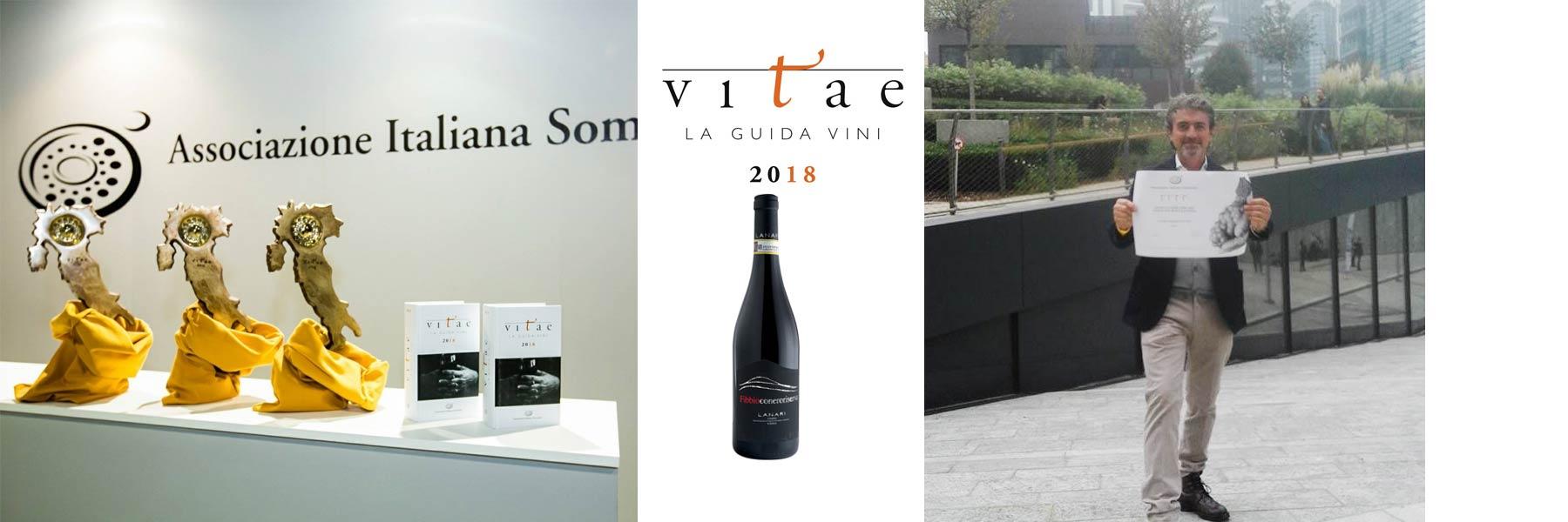 4 VITI nella quarta edizione della Guida ai Vini d'Italia