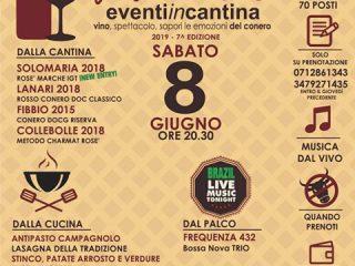 8 GIUGNO WINE is LIVE: eventi in cantina...in casa Lanari.